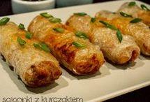 Dobre jedzenie:) / Dobre,ładnie wygladające jedzenie,dla gości,ciekawe ,łatwe