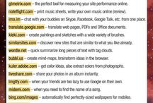 100 most useful websites