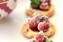 Canapes & Hors D'Oeuvres