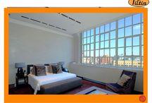 Romantic Window for Bedroom