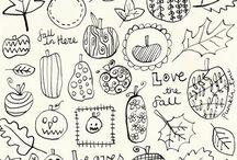 Doodles & Bullet Journal