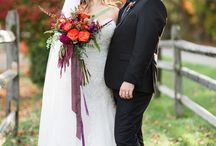 Whimsical Fall by La Petite Fleur / Flowers and Decor by La Petite Fleur http://www.lapetiteevents.com  Photography by Asya Photography