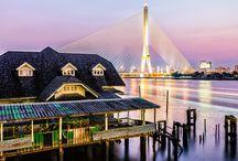 Bangkok (Бангкок) / Путешествия, страны, туризм