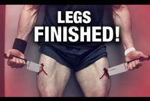 Legs Workout Plan