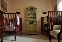 one little...two little... / nursery ideas and organization for babies / by Donna Pellinger