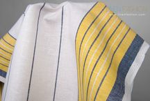"""Linen towelling fabrics / Towelling fabric is narrow 50cm (20"""") width fabric ideal for kitchen towels. Linen and linen blend fabric is durable, absorbent and easy to maintain."""