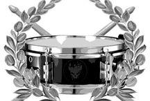 Snare drum tattoo