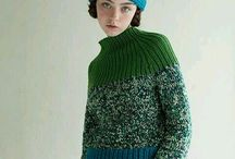 knitting sweater-cardigan-vest-mitten