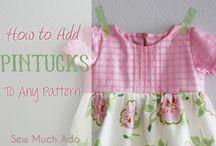 sewing tuts
