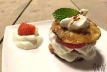KHA/Low carb desserts