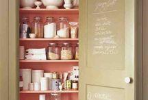 Pantry/larder/storage