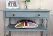 Customers Projects using Autentico Chalk Paint