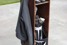 Mueble de Golf