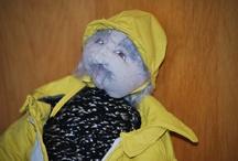Awesome Art Dolls / by Debra Staley
