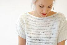 Deramores Dream Summer Wardrobe / Knitting