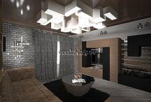 3-комнатная квартира в стиле необрутализм / http://hti-design.ru/portfolio/projects/interier-v-stile-neobrutalism/