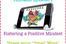 "HHRadio - Homemaking Podcast / ""Hardcore Homemaking Radio"" is a podcast dedicated to homemaking, organizing, decluttering, and personal development.  / by Emily Chapelle"