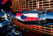 Classic Cars: Close-ups / by Jeff Driscoll