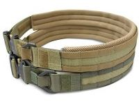 TYR Tactical® Gunfighter Belts / Dynamic Load Carriage™ In the past, load carriage has typically been static and designed in a vertical alignment which does not self adjust with the operators natural movements. The XFrame™ has changed that by creating a system which moves and adjusts to the body by reacting to the natural body articulation and form.