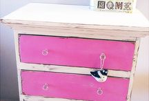 Drab*Shab*Fab designer refurbished furniture! Perth based / UPCYCLING- examples of my work
