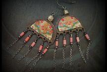 Vintage Tin Jewelry