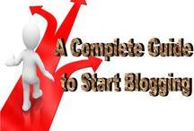 Blogging / Here I'll reveal blogging tips and tricks to make money online.