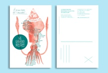 carte com' / flyer / carte de visite