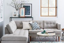 Sofas and Sectionals / The favorite place of Netflix & Chill addicts. The stylish ones, of course :)