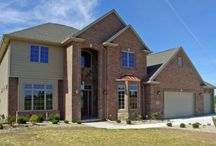 Lantana Model By Cypress Homes / by Cypress Homes, Inc.