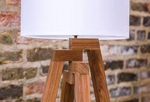 veladores madera