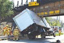 Truck Under Blunders
