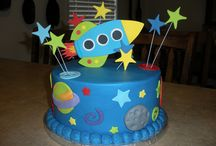 Cakes: Planes and Spaceships