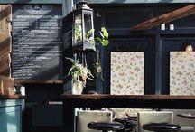 Café / Inspiration for my new café : Mitt 2. Hjem
