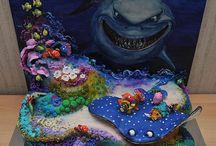 Cakes: Disney