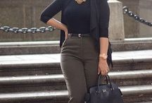 Curvy Girl Winter Fashion