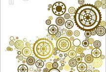mechanical pattern