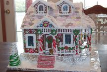 Gingerbread Ideas / by MaryKay Carlson