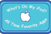 iPad at school / by Rebekah Bruyere