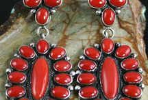 Navajo jewelry / Earrings