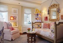 Dream Home - Girls Bedroom