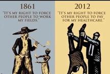 Democrat (Emotion/Progressive) VS Republic (Logic/Libertine~Conservative)