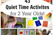 Attività per bambini 2 anni