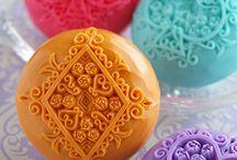 Soap carving - Γλυπτικη στο σαπουνι / by Orestis Craft Center