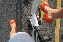 Style on bike