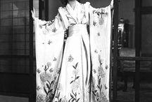 Kimono in Action