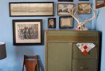 Gallery Wall Inspiration / by Sarah Szpak