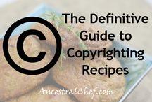 Food Blog Info