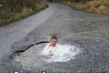 vtipy se silnicemi