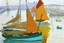 Les Sables d'Olonne source d'inspiration....artistique / Peintres, photographes, etc...