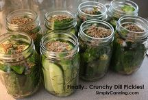 Fabulous Foods - Canning Recipes / by Kari Sharp